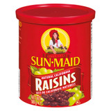 Sun Maid Natural California Raisins, 500g