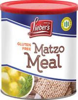 Lieber's Gluten Free Matzo Meal, 425g