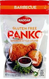Haddar Gluten Free Japanese Style Barbecue Panko Crumbs, 200g