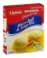 Lipton Matzo Ball & Soup Mix, 123g
