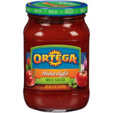 Ortega Homestyle Mild Salsa, 454g