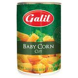 Galil Cut Baby Corn, 225g