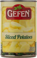 Gefen Sliced Potatoes, 425g