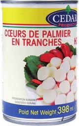 Ceder Sliced Hearts of Palm, 398ml