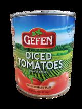 Gefen Diced Tomatoes, 794g