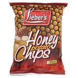 Lieber's Honey Potato Chips, 21g