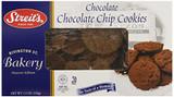 Streit's Chocolate Chocolate Chip Cookies, 156g