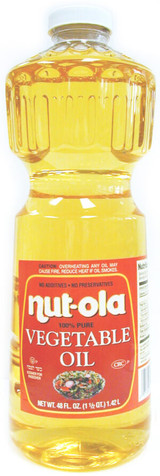 Nut-ola Vegetable Oil, 1.42l