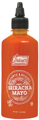 Lieber's Sriracha Mayo, 510g