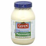 Gefen Light Mayonnaise, 32 Oz