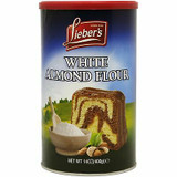 Lieber's White Almond Flour, 400g