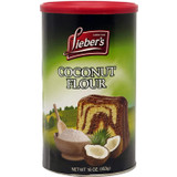Lieber's Coconut Flour, 453g