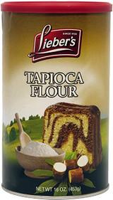Lieber's Tapioca Flour, 453g
