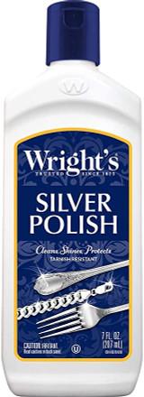 Wright's Silver Polish, 8 Oz