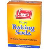 Lieber's Pure Baking Soda, 340g