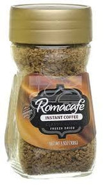 Lieber's Romacafe Instant Coffee, 100g