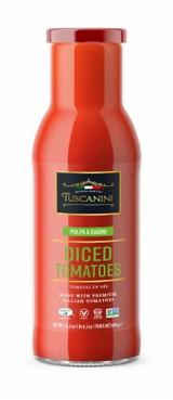 Tuscanini Diced Tomatoes, 690g