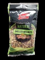 Lieber's Natural Shelled Walnuts, 170g