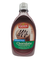 Gefen Sugar Free Chocolate Syrup,18 Oz