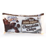 Oneg Real Semi-Sweet Chocolate Chips, 254g