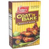 Lieber's Buffalo Wings Coat' N Bake, 77g