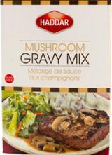 Haddar Mushroom Gravy Mix, 4 Oz