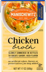 Manischewitz Chicken Broth, 500g