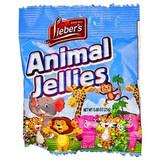Lieber's Animal Jellies, 300g