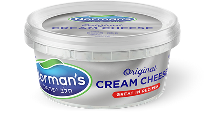 Pure, unadulterated cream cheese made with the finest ingredients.  Bake a cake or slap it onto a crispy toast, you will soon discover why bakers and connoisseurs rely on Norman's cream cheese for their recipes.  Rich in Protein