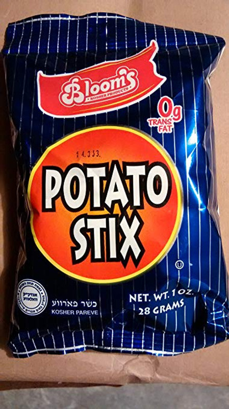 Potato Sticks 6oz Reg 0g Transfat