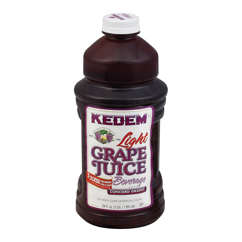 Amazing Light Grape Juice  No Added Sugar  NO Artificial Flavors