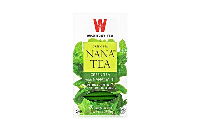 The mint leaves are good for the digestion and they add to the green tea a fresh and charming taste.  Kosher Parve For Passover and all year round OUP Rich in Antioxidants