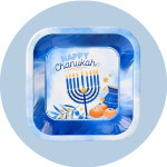 Izzy & Dizzy Blue/White Chanukah Collection
