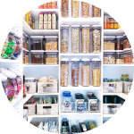 Pantry & Dry Goods