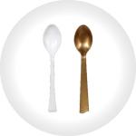 Plastic Serving Spoons
