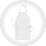 Aprons, Hats & Gloves