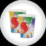 Birthday Themed Tableware