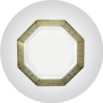 Lacetagon Gold Rim