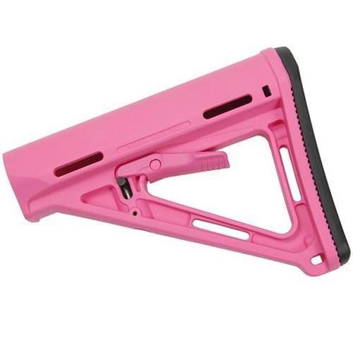 Magpul MOE Carbine Stock Mil-Spec - Pink