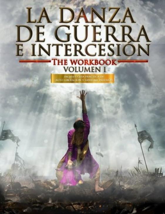 La Danza de Guerra e Intercesion - libro por Delki Rosso