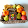 A Basket of Fresh Fruit - Standard Size