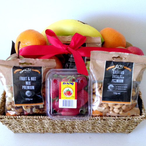 Healthy Heart Fruit & Nut Basket