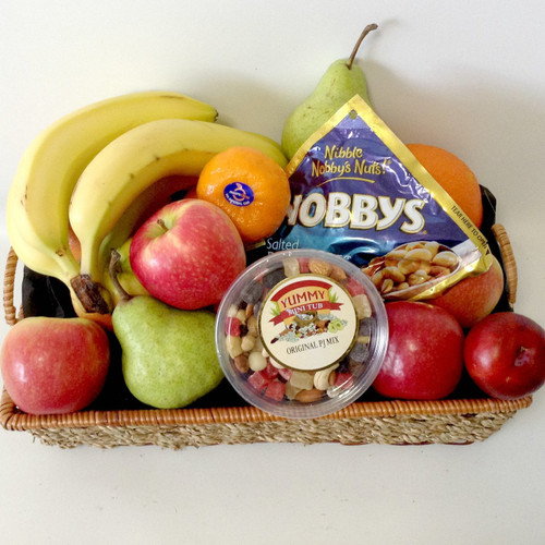 Fruit & Nut Basket