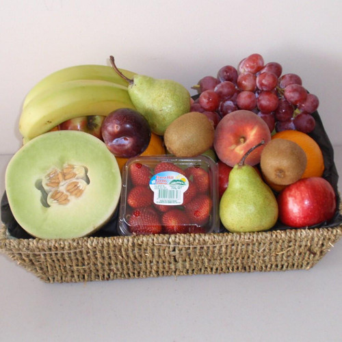 Hospital Fruit Basket