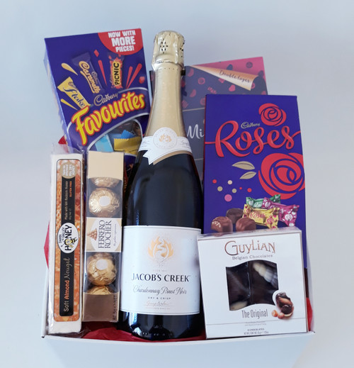 Jacobs Bubbly Chocolate Box