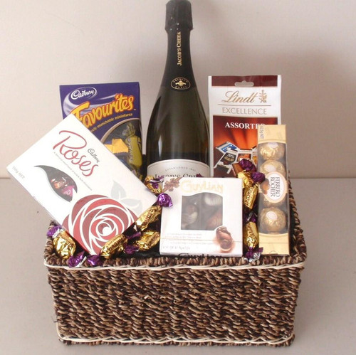 Chocolate Favourites Gift Basket