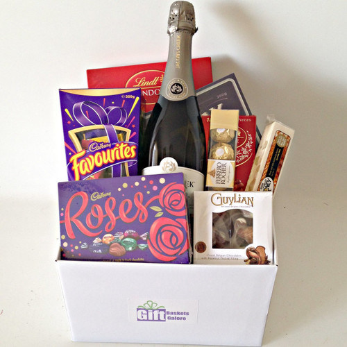 Sparkling & Chocolate Gift Box
