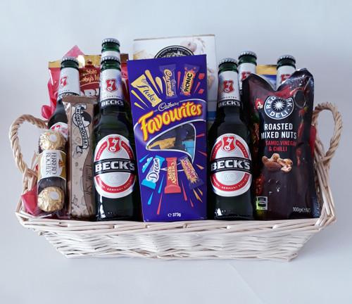 Beer Favourites Gift Basket