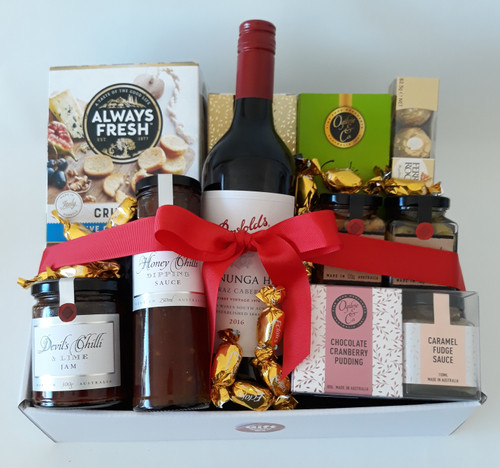 Christmas Red Gift Hamper - SOLD OUT