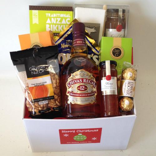 Christmas Chivas Gift Hamper